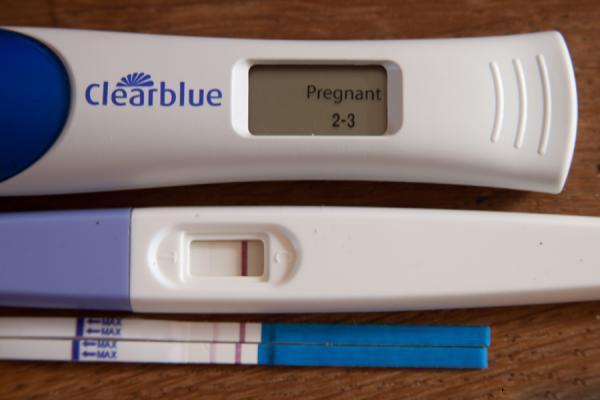 Тест на беременность с первых дней зачатия